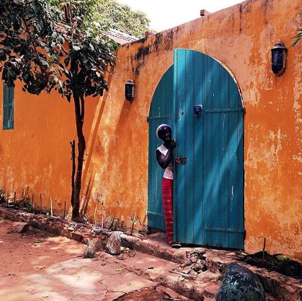 Gorée, Sénégal w: @rainmaker3909