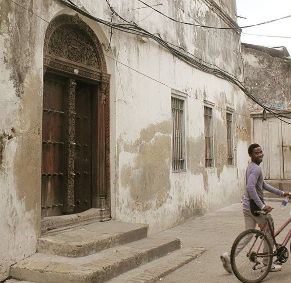 Stone Town, Zanzibar w: @danizelle